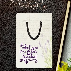 Accessories - Do What You Love Bookmark